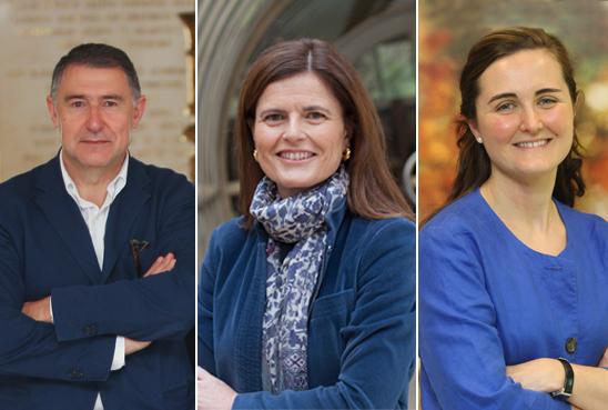 Ana Sánchez-Ostiz y Maite Gil, nuevas subdirectoras