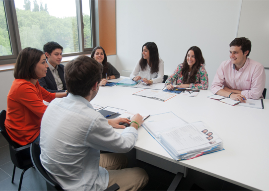Este cuatrimestre estudian ADE o Económicas alumnos de 33 nacionalidades