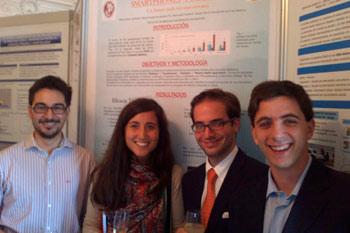 Estudiantes de Medicina, en San Sebastián
