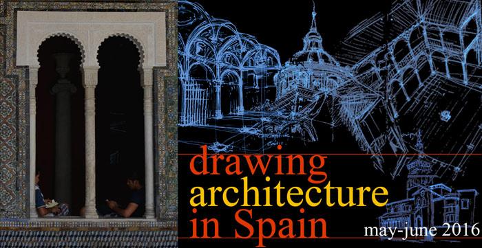 Dibujando arquitectura en espa a universidad de navarra for Arquitectura de espana