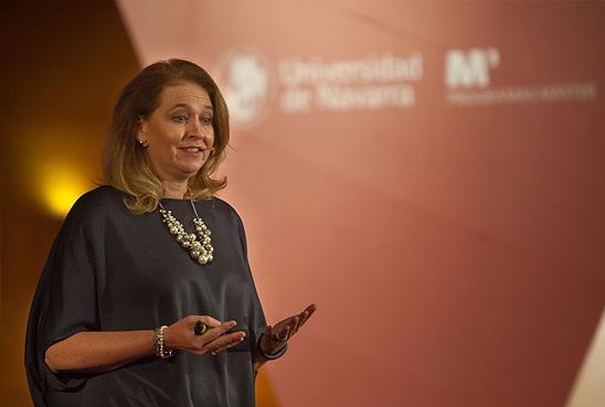 Sarah Harmon, directora de LinkedIn en España y Portugal: