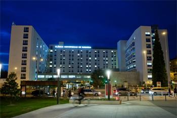La Clínica Universidad de Navarra,