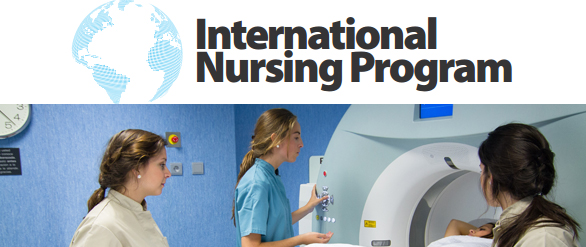 International Nursing Program: a global vision of Nursing